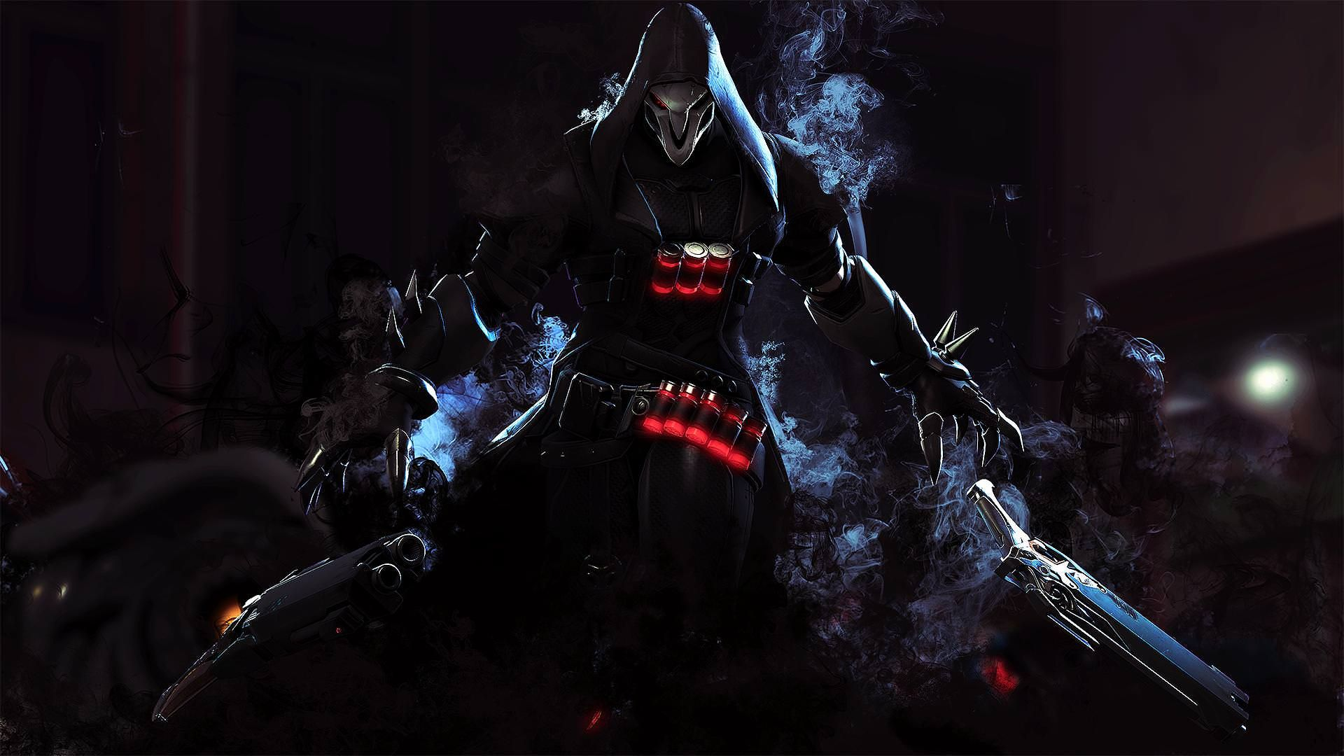 Https I Imgur Com Lcreolv Jpg Overwatch Wallpapers Overwatch Reaper Overwatch