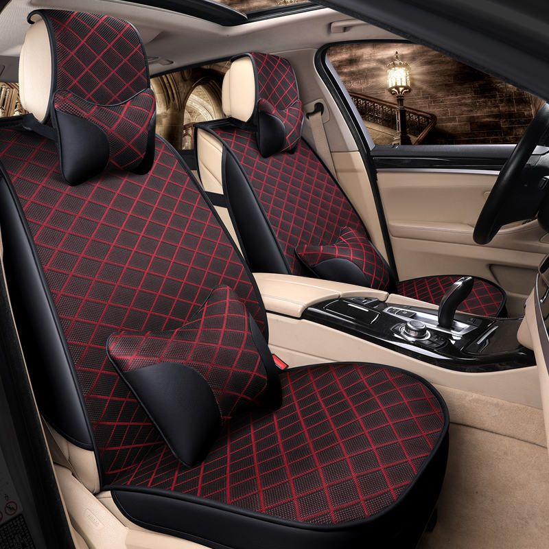 Four Seasons General Car Seat Cushions Car Covers Car Styling Car Seat  Cover For Honda