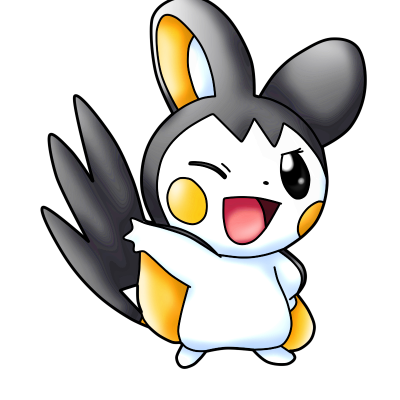 pokemon emolga   emolga pokemon by TAORU-KUN   pokemon art ...