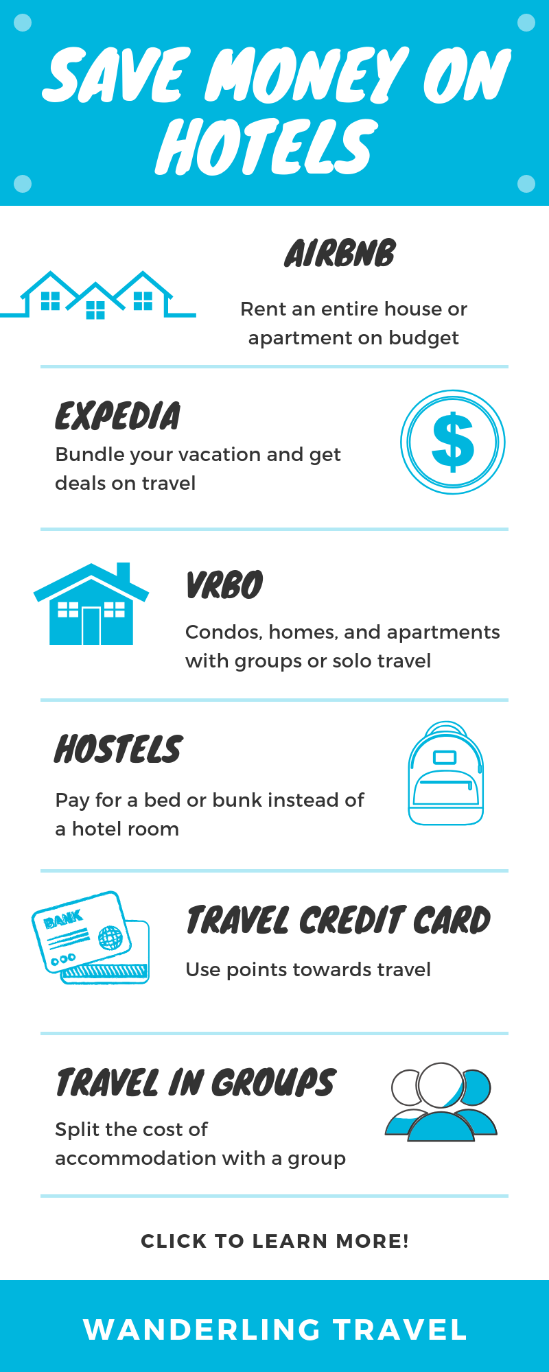 5 Ways To Save On Hotels With Images Budget Travel Tips