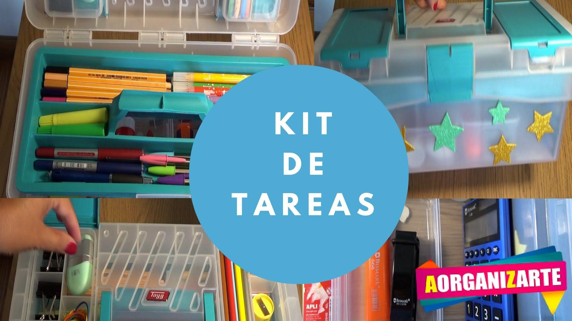 Kit de Tareas (AorganiZarte)