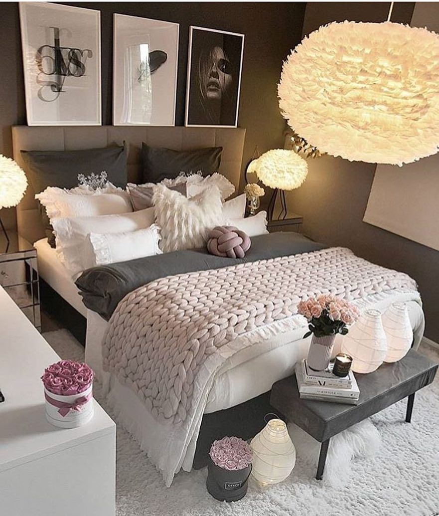 Interior Of Your Dreams On Instagram Beautiful Bedroom By Zeynepshome Seen On Interi Bedroom Makeover Interior Design Bedroom Small Small Room Bedroom