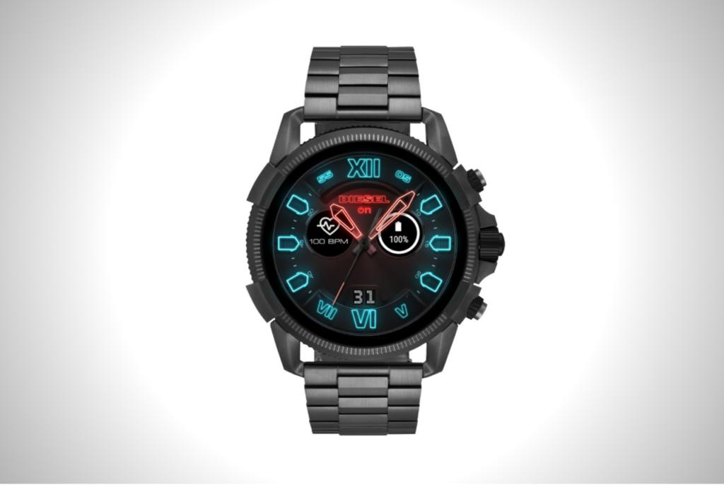 Diesel On Full Guard 2 5 Smartwatch Smart Watch Mens Gear Diesel