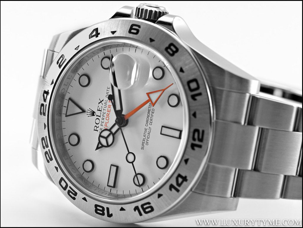 Rolex Explorer Ii Review 2012