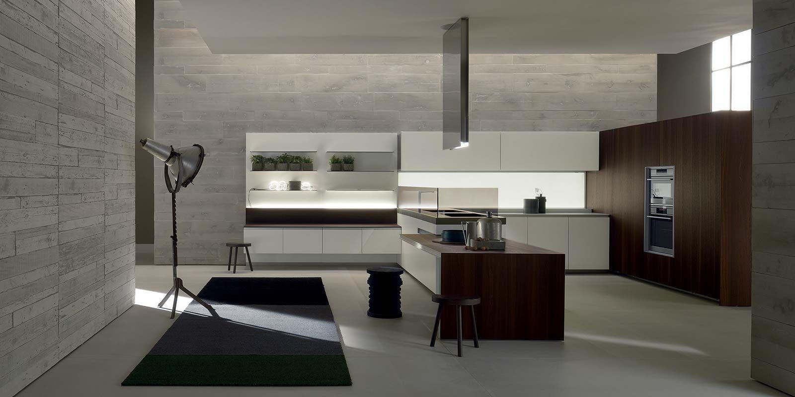 Italian Modern Design Kitchens - Icon by Ernestomeda | Kitchen ...