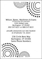 business moving announcement cards wording samples for invitations