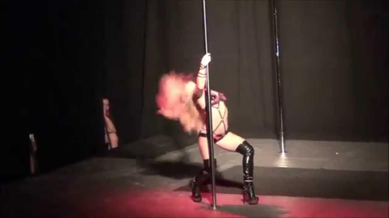 Anastasia Sokolova - @acrodancabrasil - Vertical Fit Pole Dance Brasil