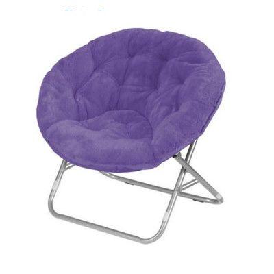 Urban Shop Faux Fur Papasan Chair Color: Purple #PapasanChair | Papasan  Chair | Pinterest | Papasan Chair, Urban Shop And Kids Rooms