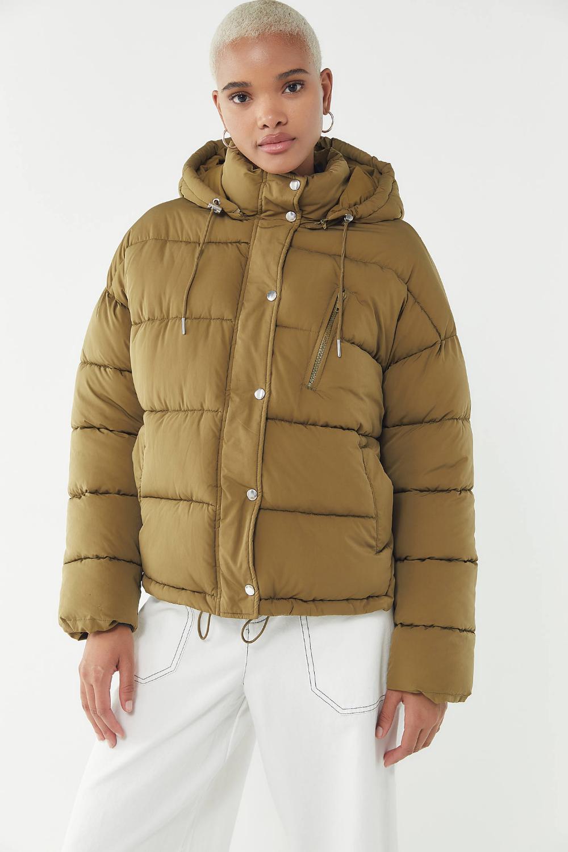 Uo Mae Hooded Puffer Jacket Jackets Puffer Jackets Puffer [ 1500 x 1000 Pixel ]