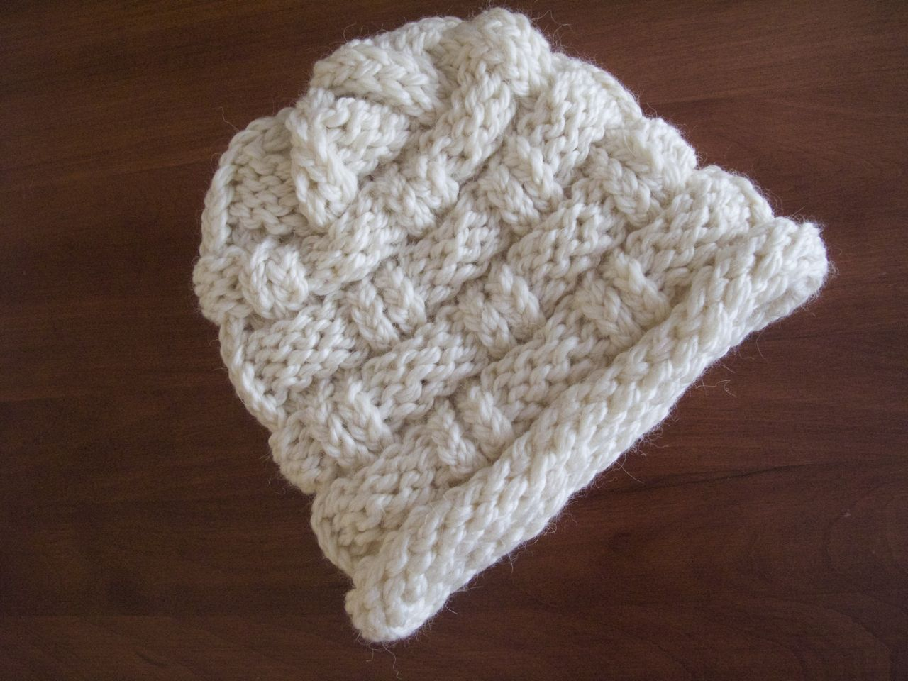 More Knitting Wheel Fashions : The call of loom beckoned me away from my needles this weekend