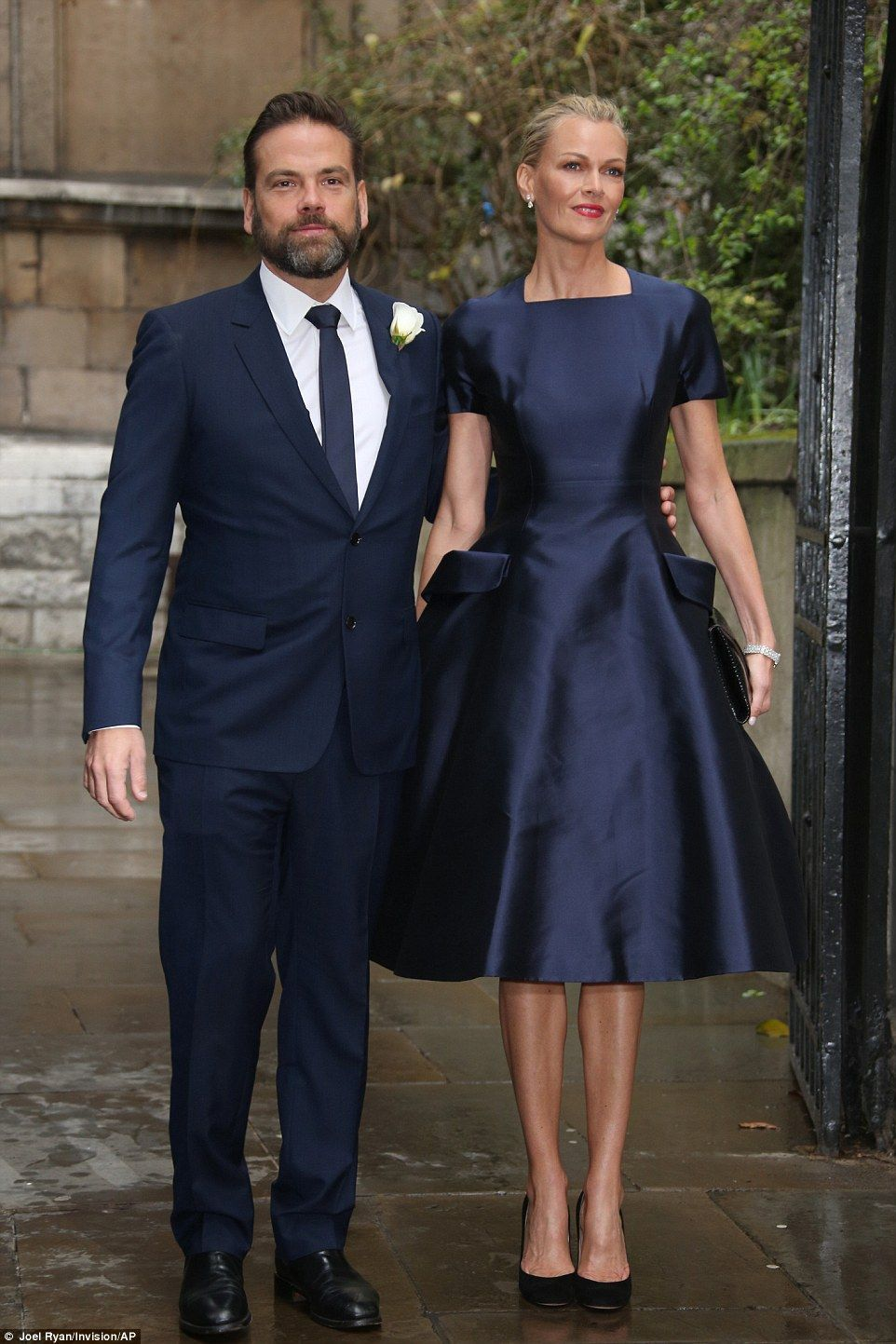 Abiti Da Cerimonia Joel.Rupert Murdoch And Jerry Hall To Hold Ceremony At Fleet Street