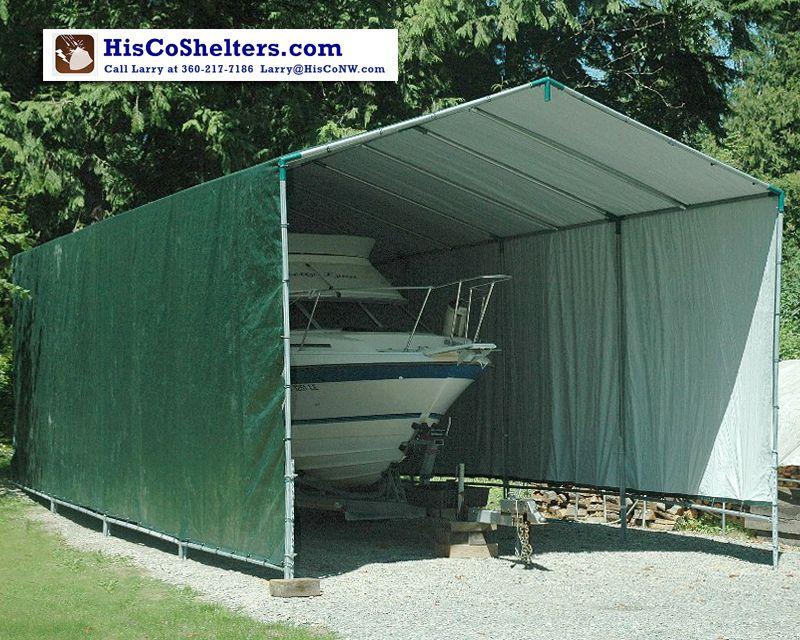 MakeYourOwn Portable Carport Shelter kits. ️Long Lasting
