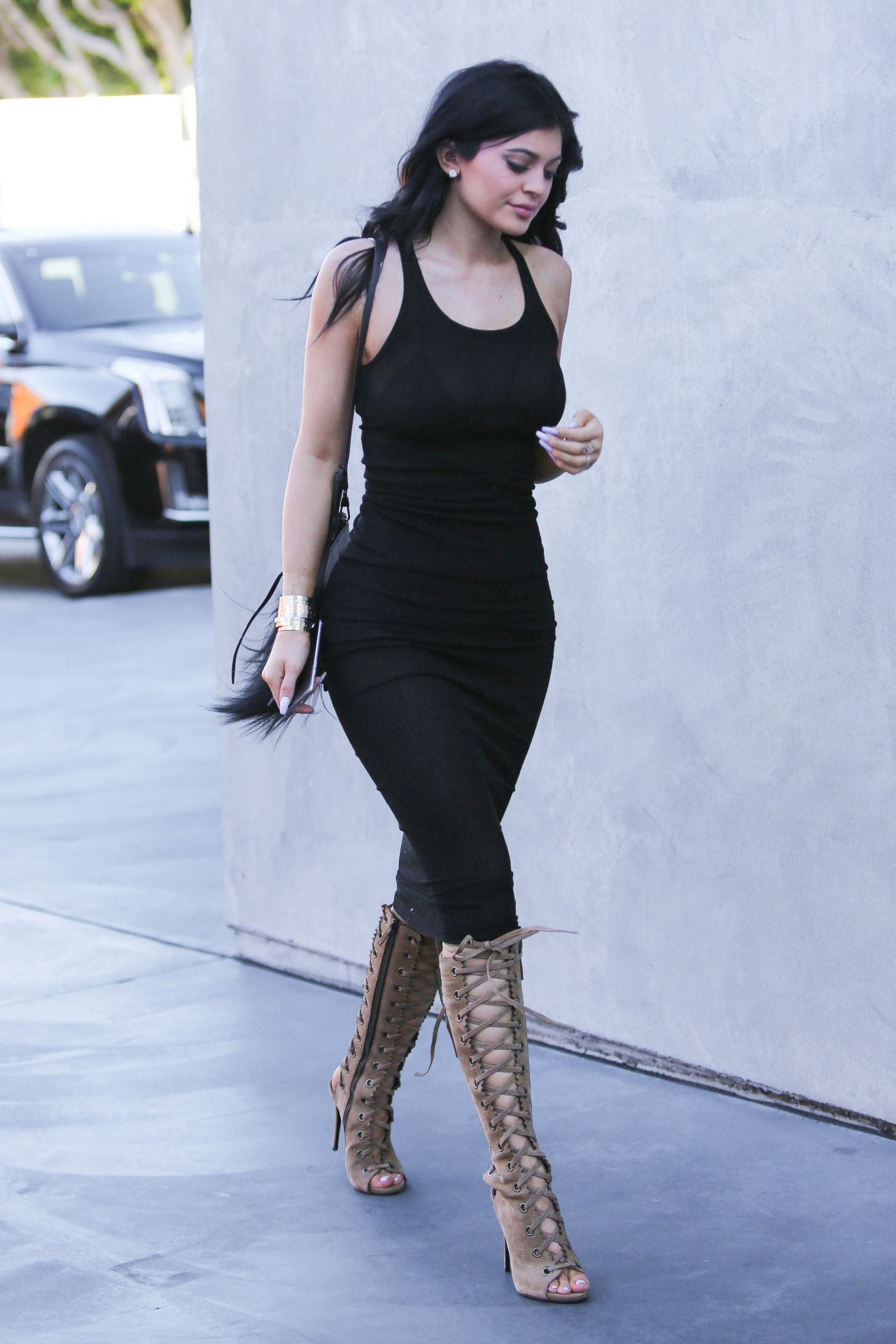 Kylie decoding jenners style