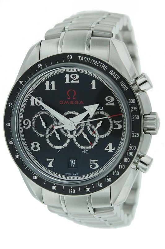 Omega Speedmaster Olympic Collection Auto Mens Watch