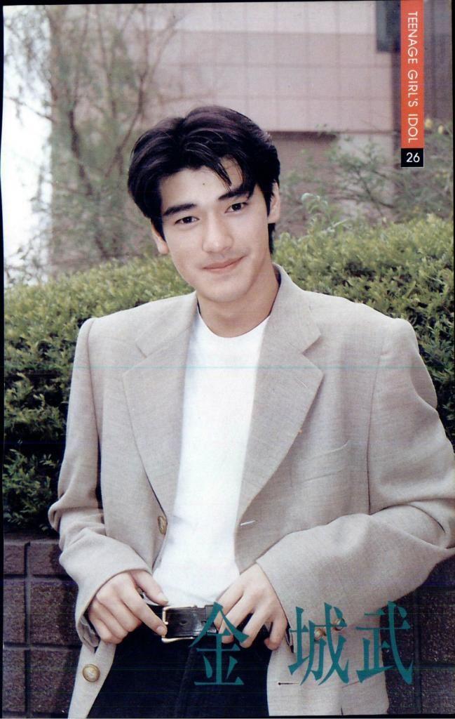 Photo By Liu Lucy 80s Guys Fashion Korean Men Hairstyle Japanese Men