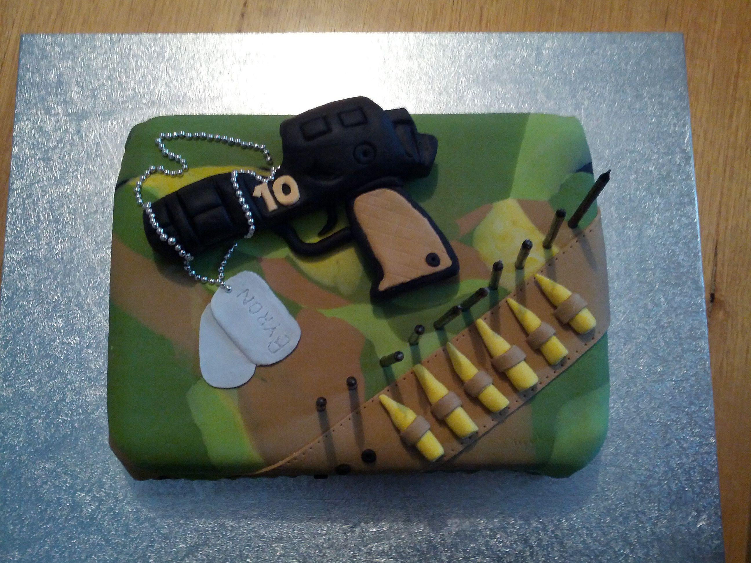 Very Cool Birthday Cake For Ben Benjamin Pinterest