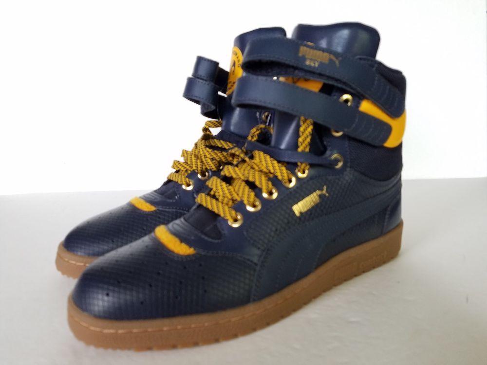PUMA Mens Shoes Sky II David T Howard