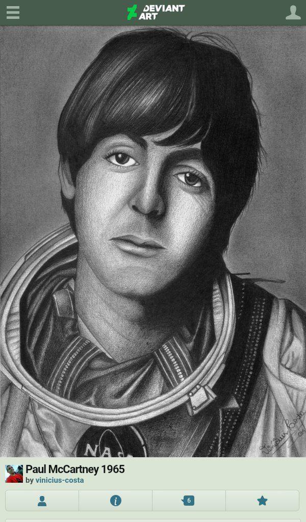 Fan Art Fridays Paul McCartney