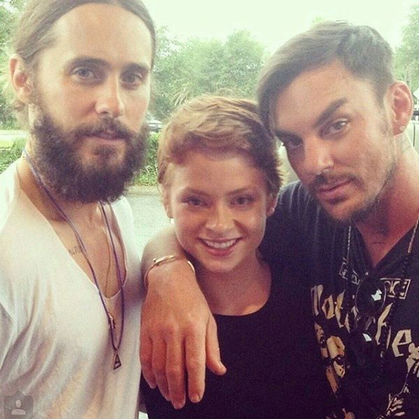 Jared and Shannon Southern Soul Barbeque photo @theshawtyred Instagram