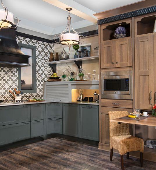 Kitchen Cabinets - Remodeling: Wellborn | Kitchen cabinet ...