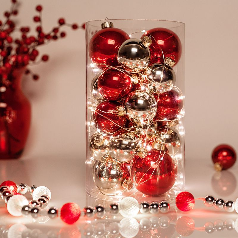 Decorating Magic With Led Fairy Lights Holiday Centerpieces Christmas Table Centerpieces Christmas Centerpieces