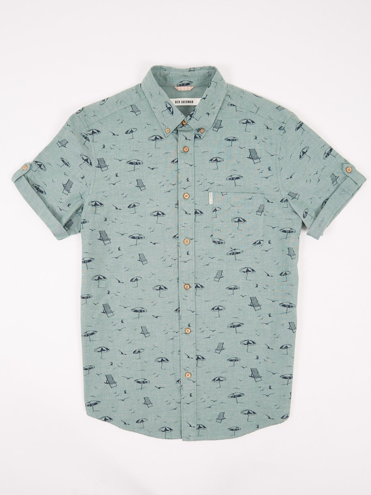 Ben Sherman рубашки 2