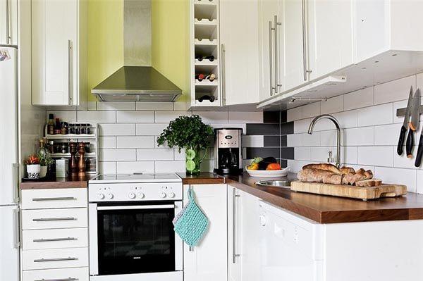 43 Extremely Creative Small Kitchen Design Ideas Kitchen Design Small Kitchen Remodel Small Tiny House Kitchen