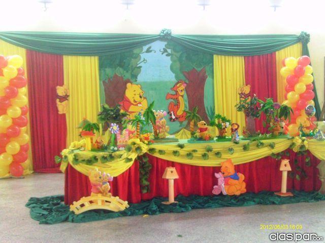 Decoracion de fiestas infantiles im genes de fiestas - Decoraciones para cumpleanos infantiles ...