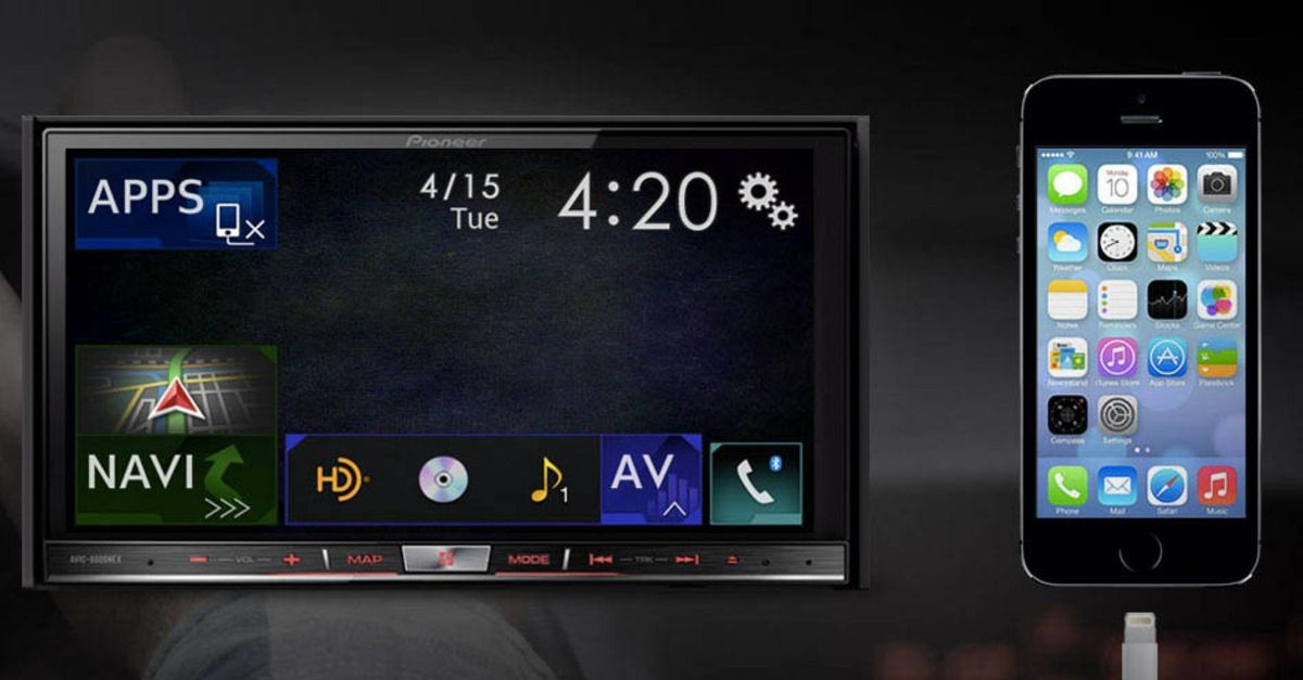 Apple CarPlay Coming to Pioneer In-Car Systems This Summer