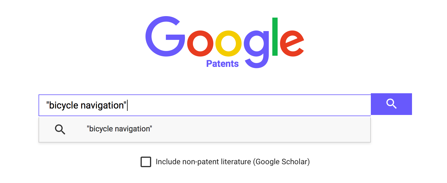 PATENT TERMINOLOGY SEARCH WITH GOOGLE PATENTS