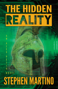 Cover Picture.The Hidden Reality