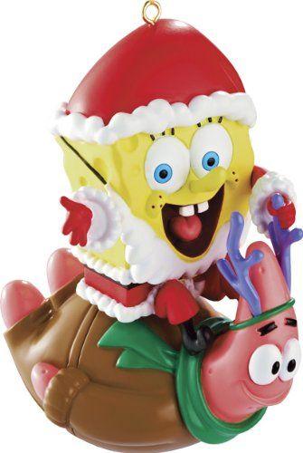 Spongebob Squarepants Christmas Ornament 2013 - Spongebob Squarepants Christmas Ornament 2013 Spongbob Pinterest