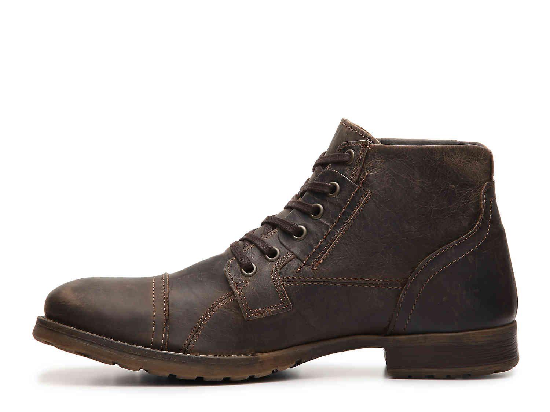 Bullboxer Brosus Cap Toe Boot Men's Shoes | DSW