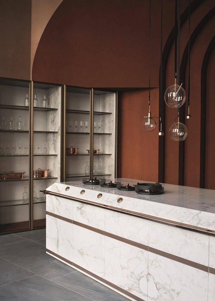 Rusticated Counter!!! Like Simplicity Of Cabinetry