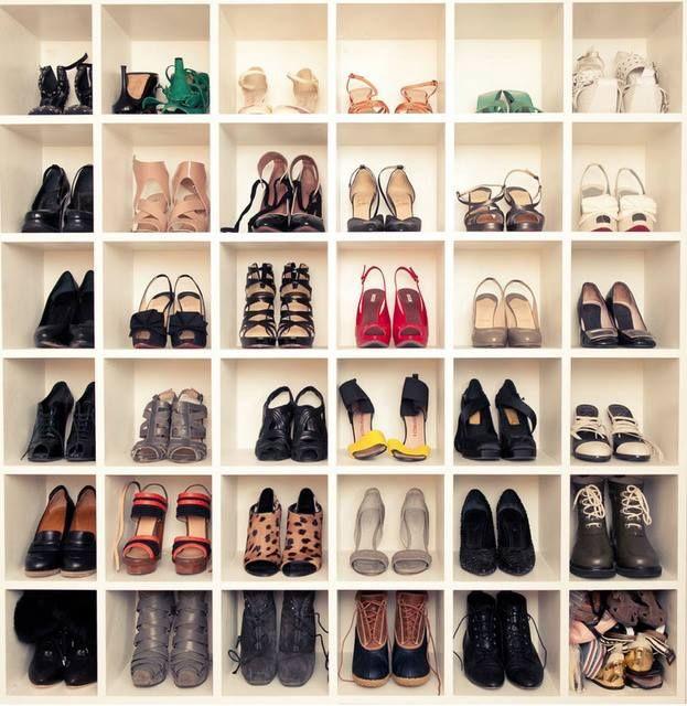 Porque Nunca Son Demasiados Y Muchos No Son Tantos Http Www Liniofashion Com Co Linio Fashion Z Organizador De Zapatos Pared De Zapatos Armario De Zapatos
