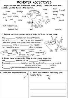 Fun Halloween Printable Activities and Worksheets for the ...
