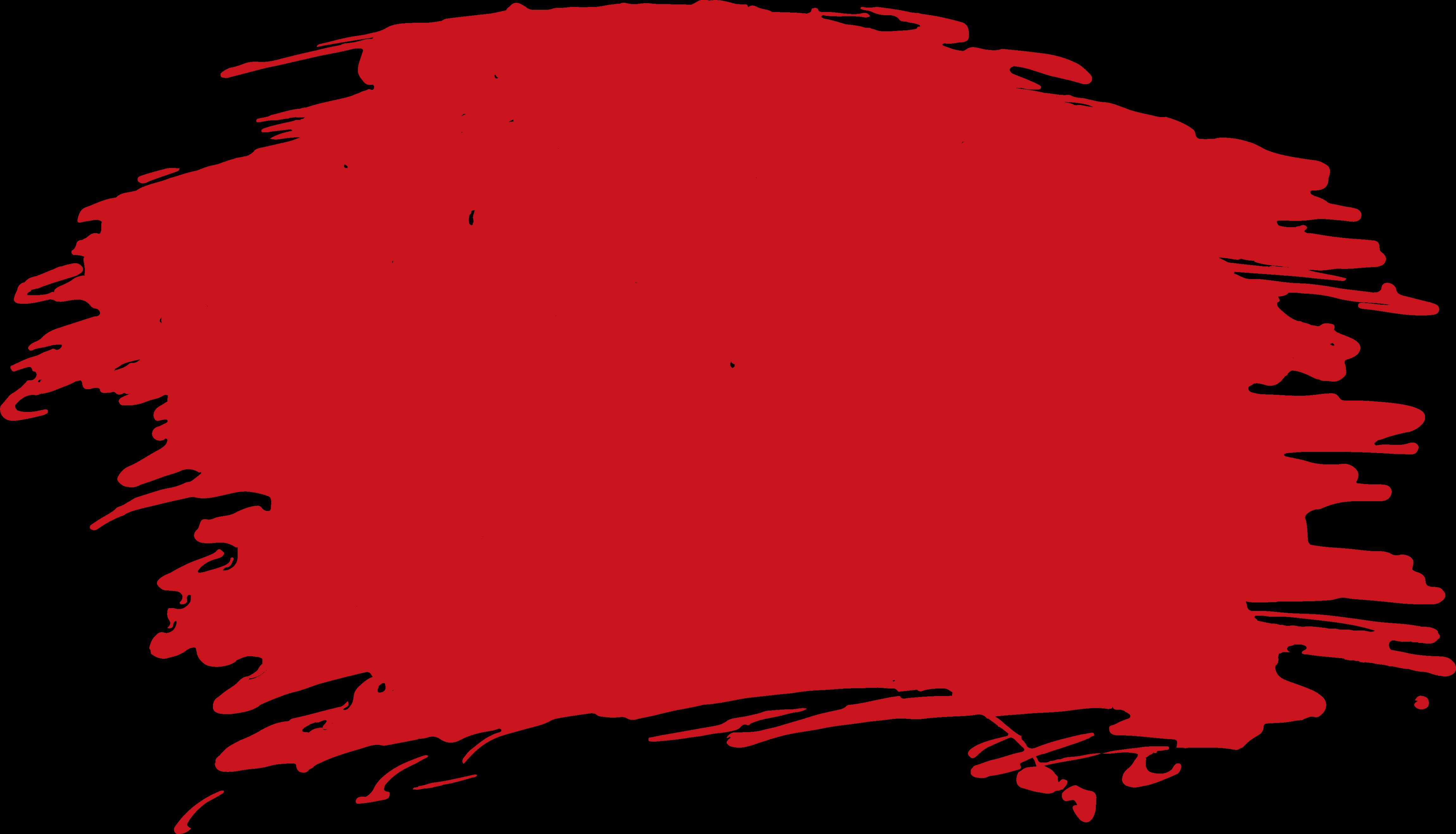 Red Paint Splatter Footer Paint Splash Paint Splatter Red Paint