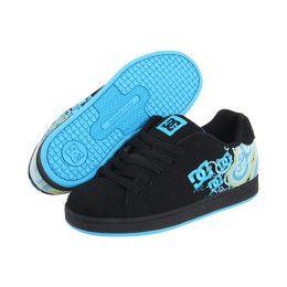 Women's Pixie Swirl Sneaker - Black