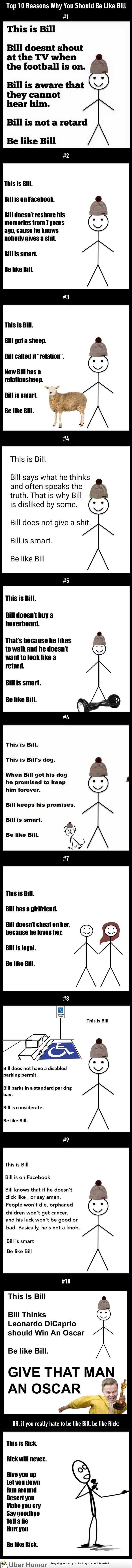 A buncha Bills.
