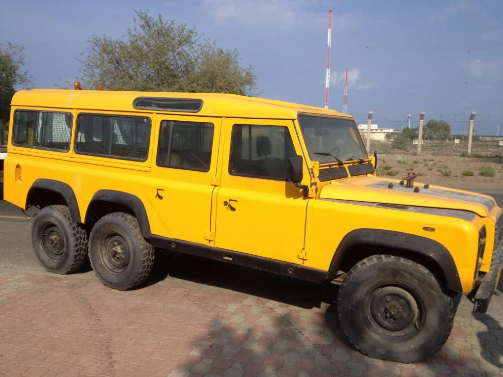 land rover defender v6. yellow.   off-road   pinterest   land rover