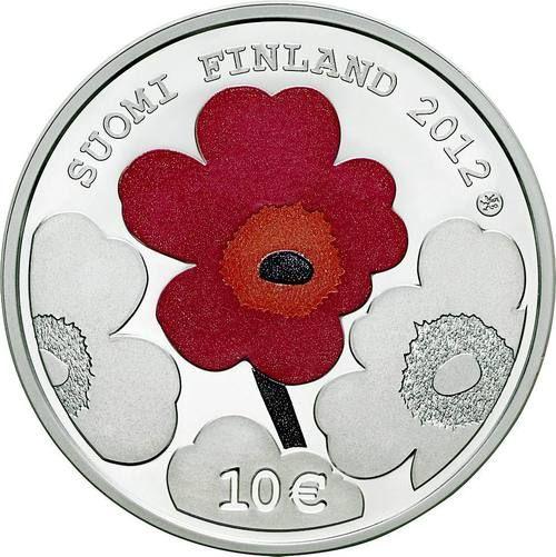 The Kasper Stromman Design Blog Marimekko Finland Coins