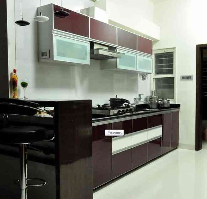 Pin By Zingyhomes Com On Small Kitchen Small Kitchen Interior