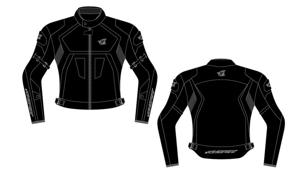 BSJ8143 TEXTILE JACKETBZ Jackets, Swimwear, Fashion