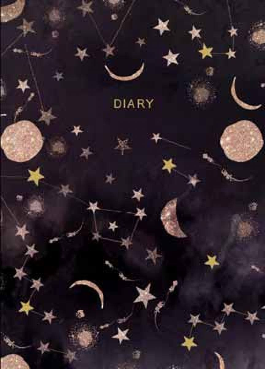 Buy star constellation week to view a5 diary 20182019