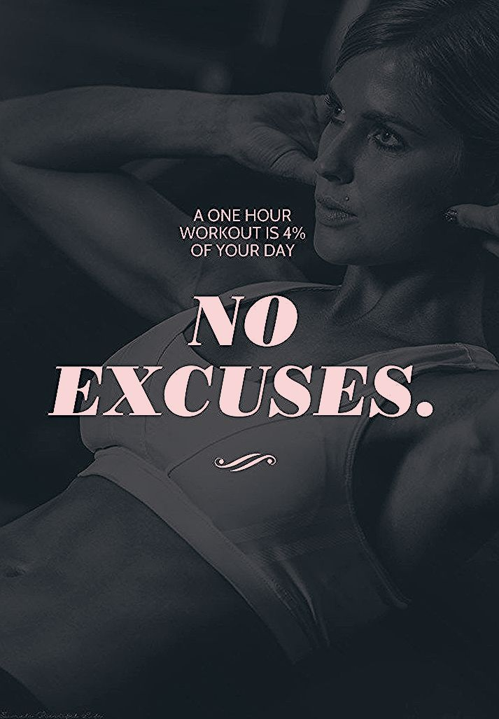 Ein einstündiges Training - motivierende Trainingszitate, beste Fitnesszitate aller Zeiten. Kein E.....