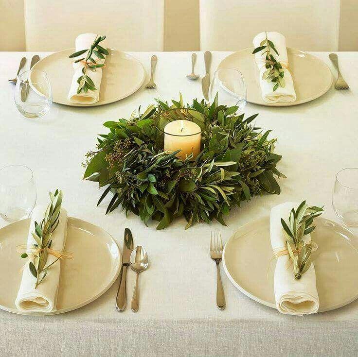 44+ Como poner una mesa de navidad sencilla inspirations