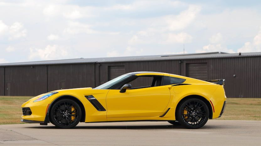 2015 Chevrolet Corvette Z06 S79 Chicago 2018 In 2020