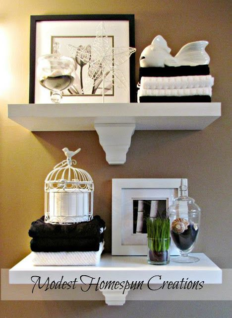 Modest Homespun Creations: Bathroom Reveal: