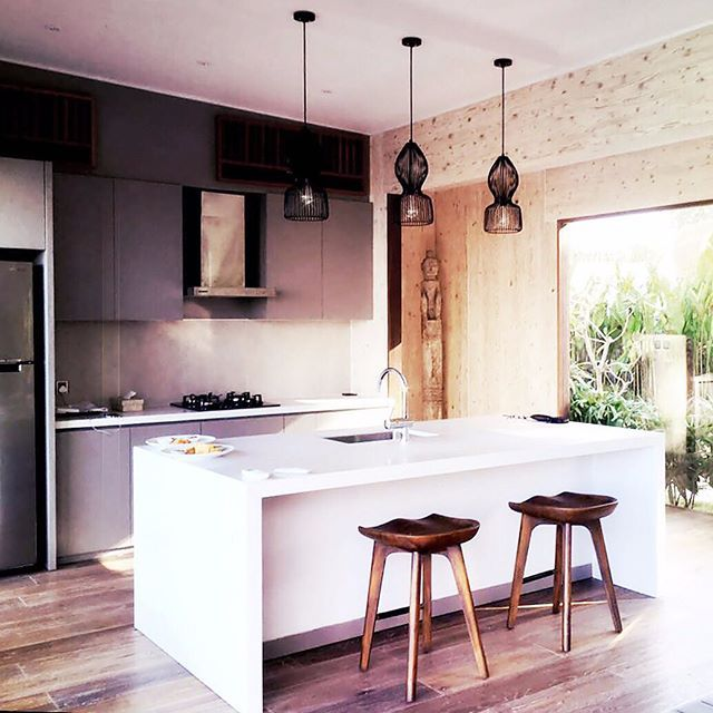 Clean Simple And Open Kitchen Designs Within Our Kayu Collection Villas Soft Opening Specials Now Available Reservations Selongselo Com Luxurylesstravelled