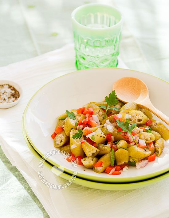 Receta Ensalada de Molondrones | Recipe | Recipes